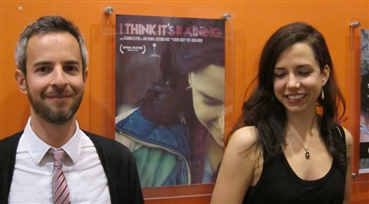 Let It Rain<br />Joshua Moore's feature film directorial debut, 'I Think It's Raining,' featuring a mesm...